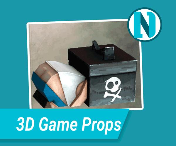 Kneel and Apologize 3D Loot Box Garena Free Fire Nandur93
