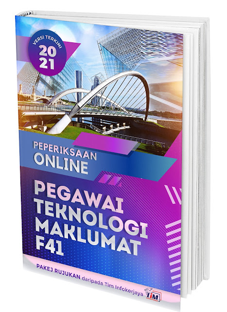 Contoh Soalan Peperiksaan Online Pegawai Teknologi Maklumat F41