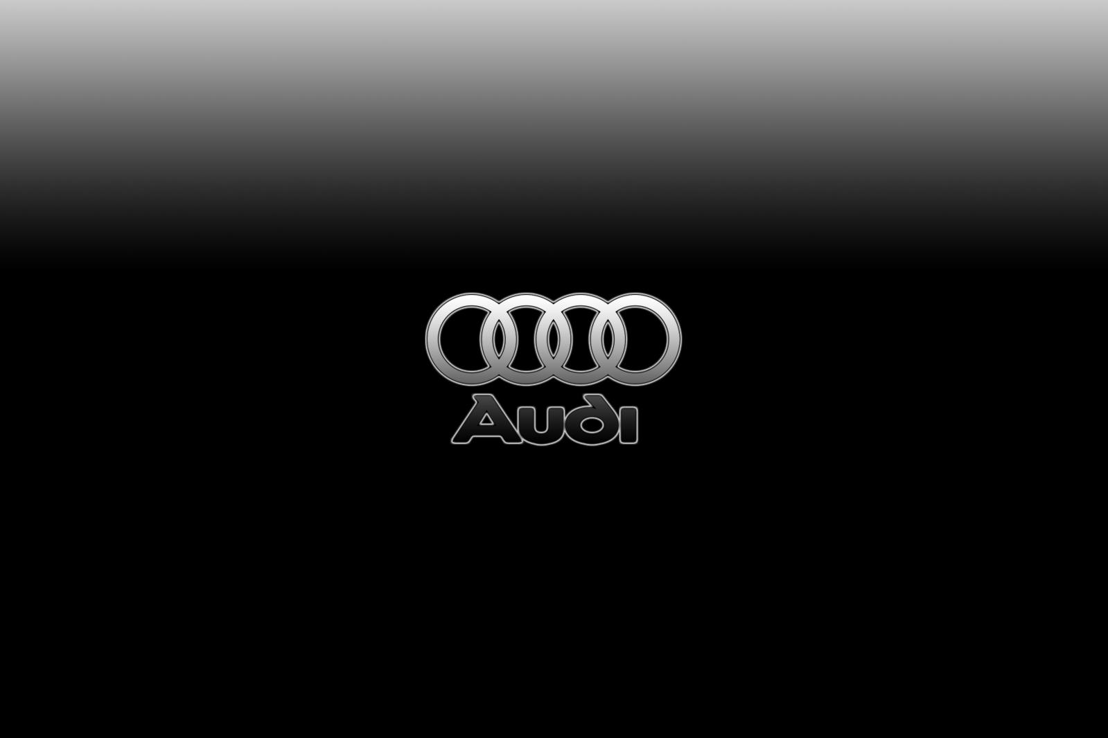 Audi Logo Wallpaper