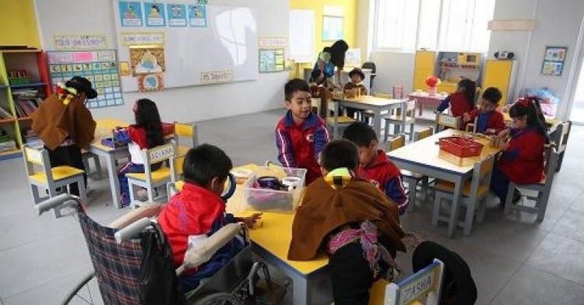 MINEDU invirtió S/ 437 millones en infraestructura educativa - www.minedu.gob.pe