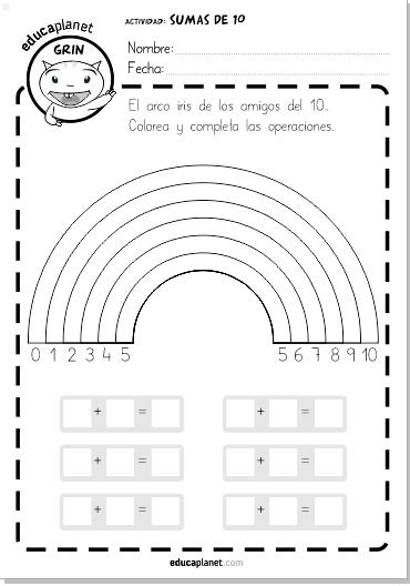 Eva Barceló - evacreando- apps & ilustración infantil: FICHAS GRATIS ...