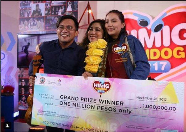 Himig hangdog 2018 prizes for kids