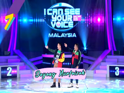 Live Streaming I Can See Your Voice Malaysia Minggu 11