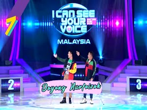 Live Streaming I Can See Your Voice Malaysia Minggu 11 [13.10.2018]