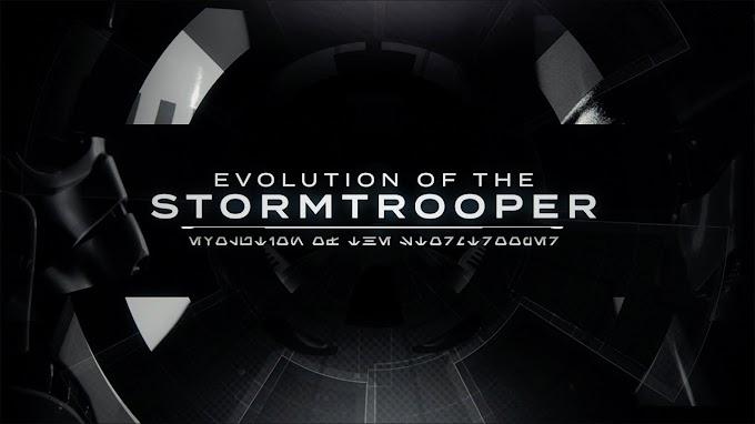 La evolución de los Stormtroopers en Star Wars.