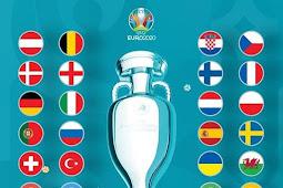 Update Terbaru Negara Yang Lolos EURO 2020