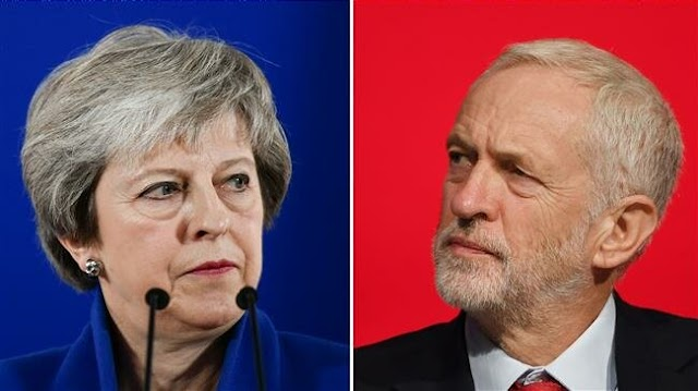 Brexit compromise talks  with Prime Minister Theresa May collapse after six weeks