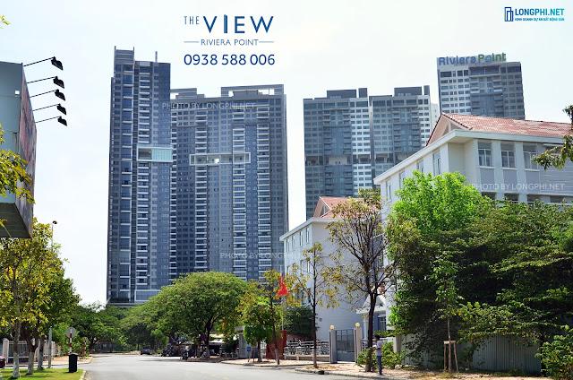Ảnh thực tế dự án căn hộ the View quận 7 - Keppel Land, đang có ưu đãi hấp dẫn.