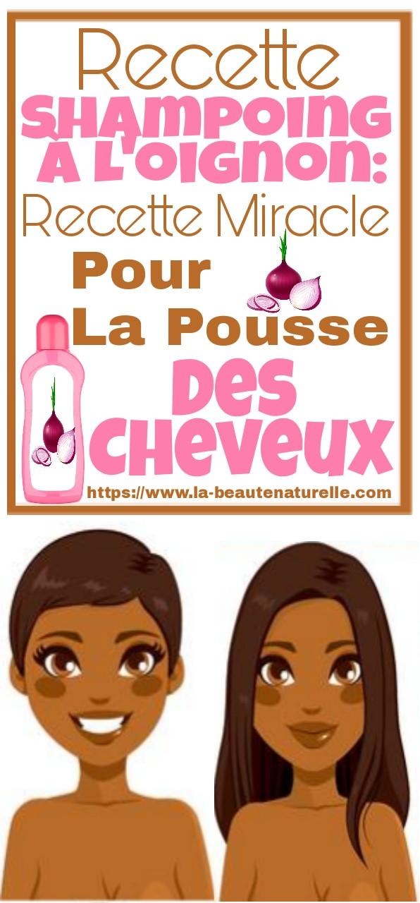 Recette shampoing à l'oignon: Recette miracle pour la pousse des cheveux