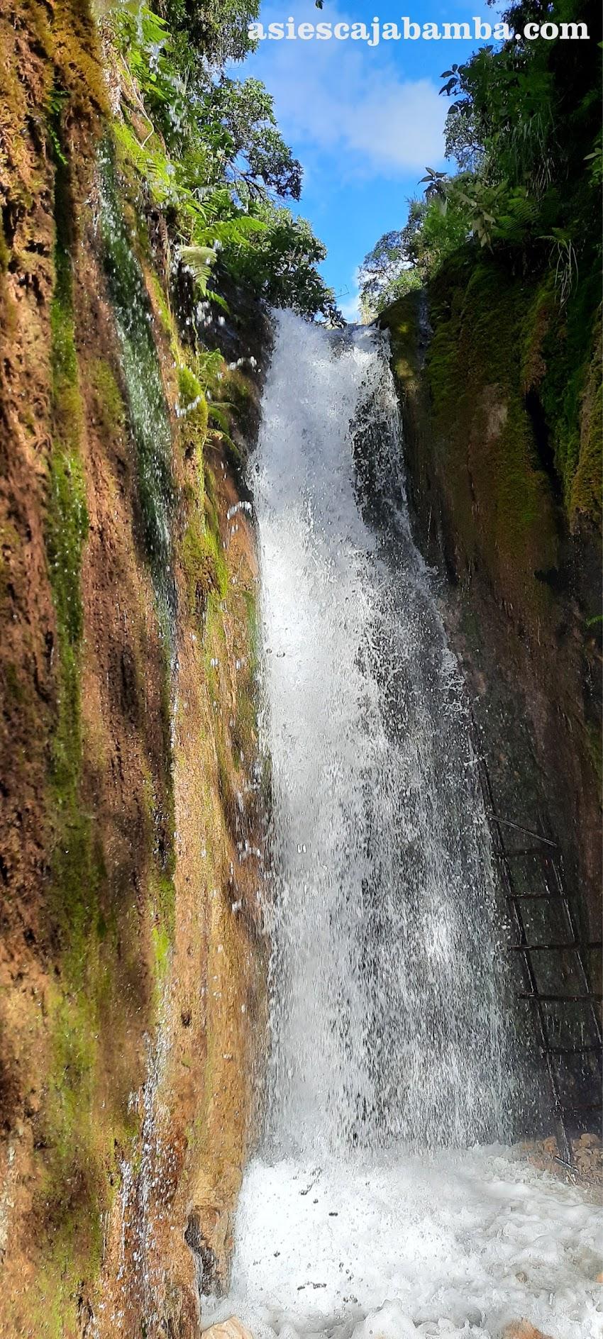 Los Tres Chorros de Pingo – Cajabamba + FOTOS