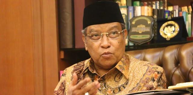Tamparan buat Jokowi, KH Said Aqil Kecewa: Saya Minta Pemerintah Konsisten, Gitu Aja Nggak Bisa