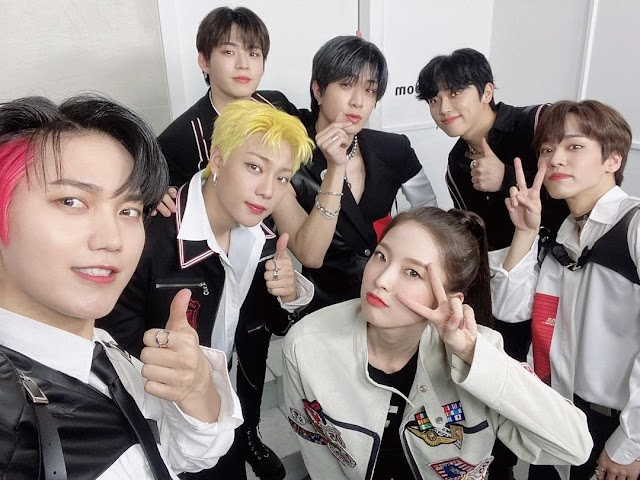 Knetz talks about the heartwarming group selca of OH MY GIRL Arin and ONF!