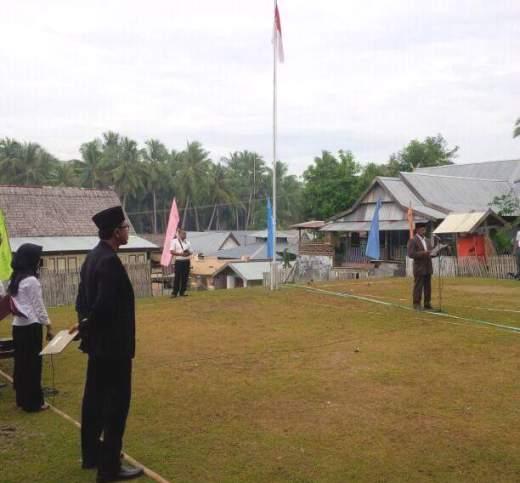 Semangat Kemerdekaan Di Lapangan Pemuda Benteng Dan, Lebo Kohala