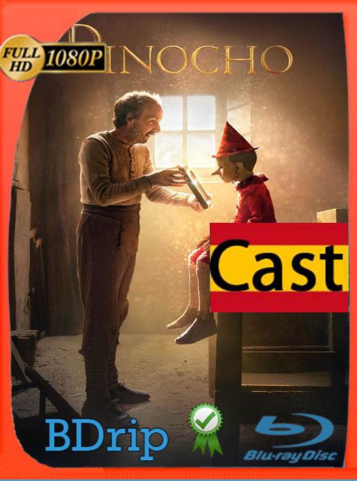 Pinocho (2019) 1080p BDRip Castellano [GoogleDrive] [tomyly]