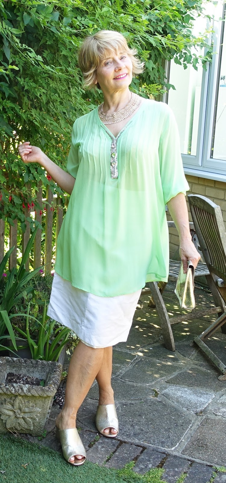 A kaftan is a perfect holiday buy and will last for years