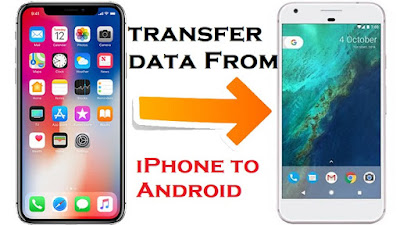 How to Transfer Data From iPhone to Android(Photos,Transfer Contacts, Messages) in 2020