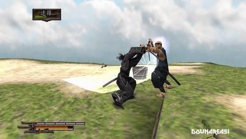 samurai dou psp