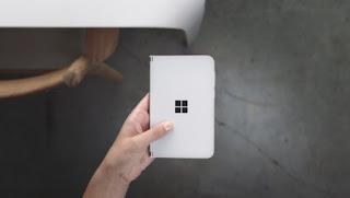 مايكروسوفت تكشف عن Surface Duo جهاز قابل للطي بنظم اندرويد