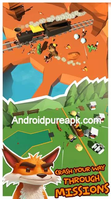 Crashing Season Apk Download Mod