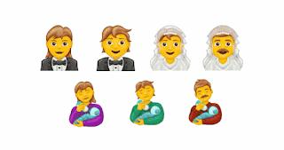 Cara memasang emoji 13.0 jumlahnya 117 unicode 2020