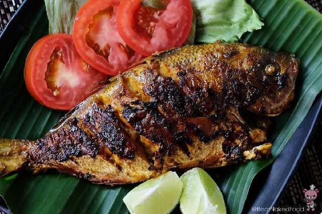 Gambar dan Foto Ikan Bakar