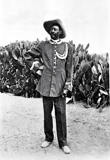 ο Samuel Maharero (Σάμιουελ Μαχάρέρο 1856, Ναμίμπια  - 14 Μαρτίου 1923)
