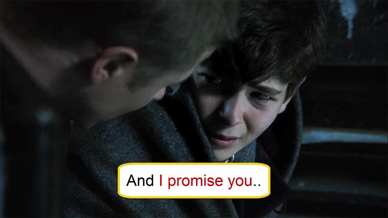 Arti I Promise You
