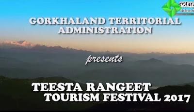 Teesta Rangeet Tourist Festival 2017