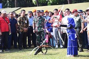 Panglima TNI Buka Kejuaraan Panahan Piala Panglima TNI Open Tahun 2019