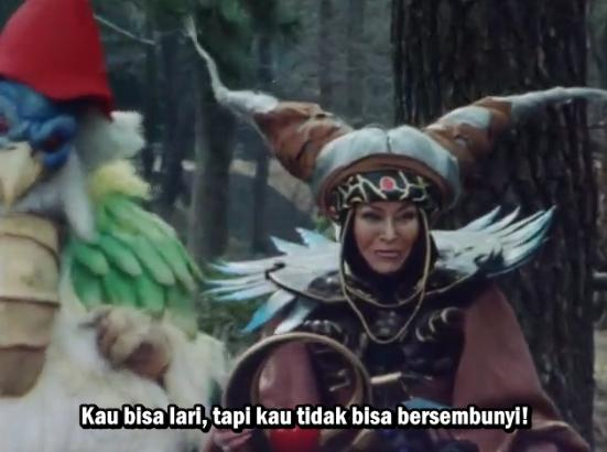 Zyuranger Episode 9 Subtitle indonesia | Andhy Game