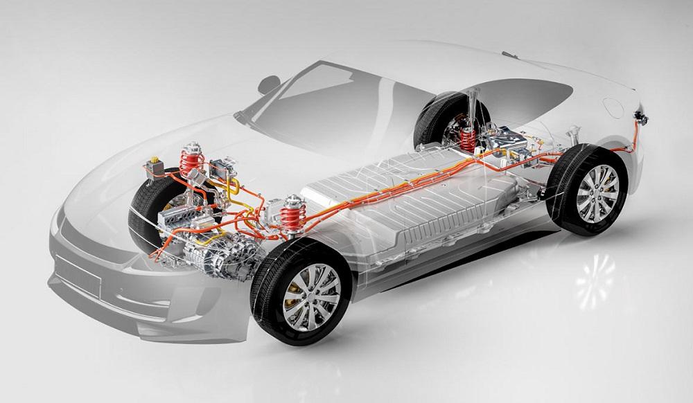 Xu hướng sử dụng xe điện là nguyên nhân tạo nên cuộc cách mạng trong hệ thống truyền lực trên ô tô