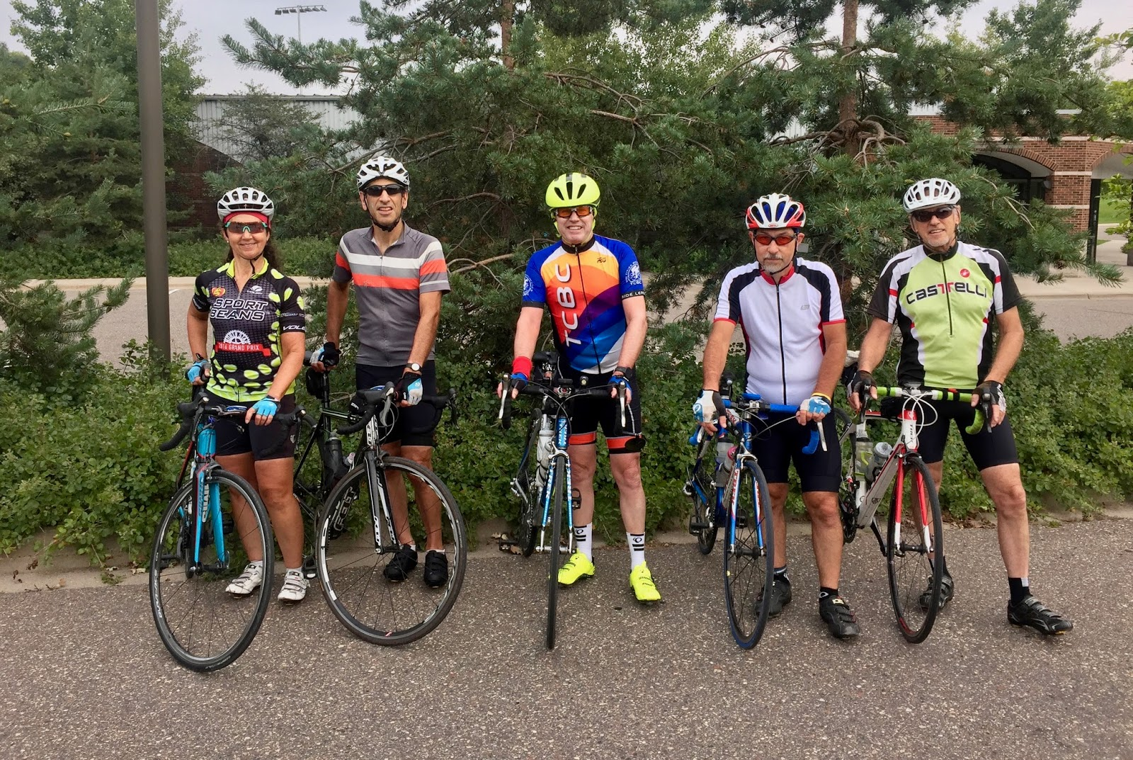 Bicycling Group 69