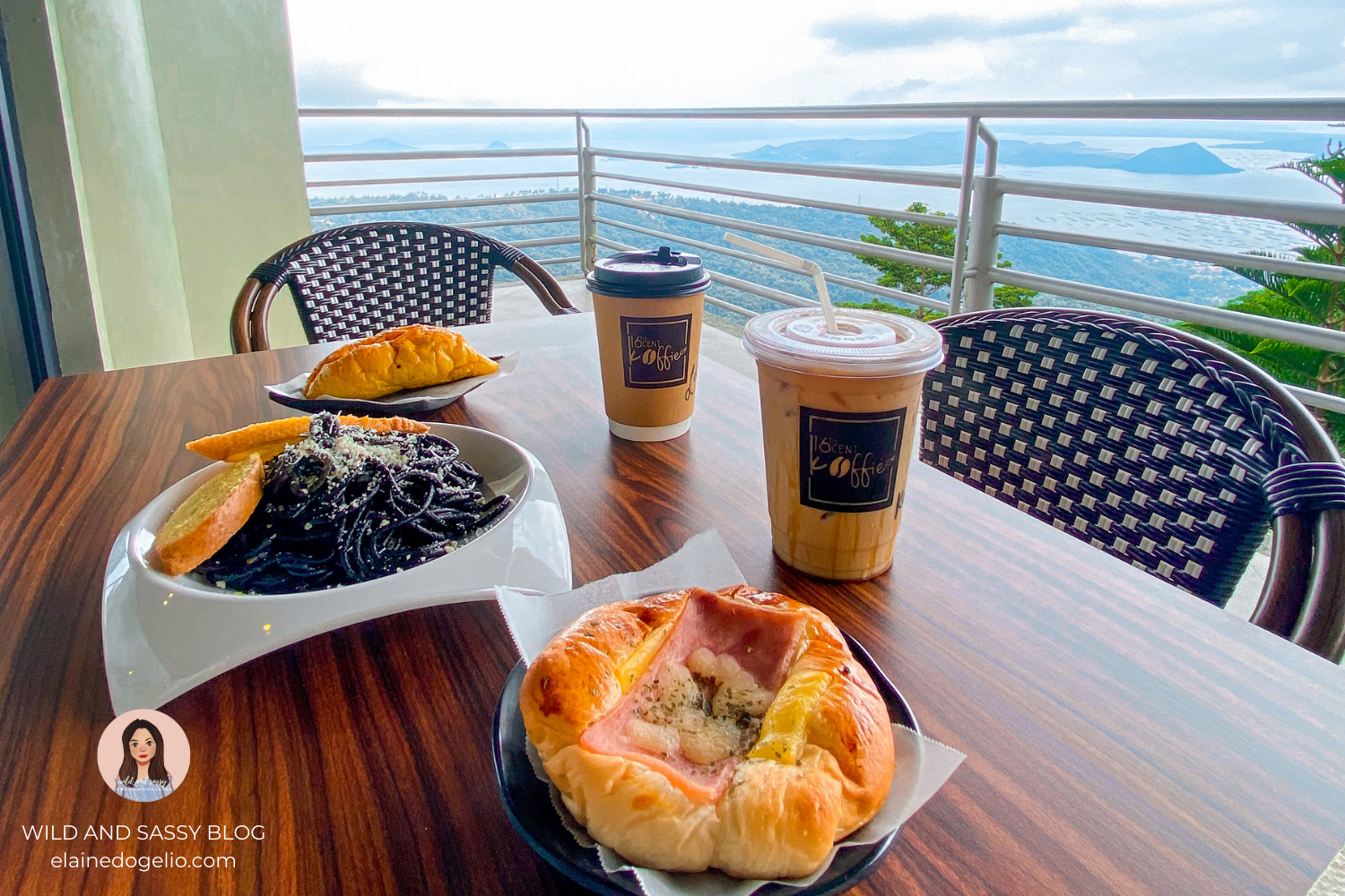 16th Cent Koffie Tagaytay