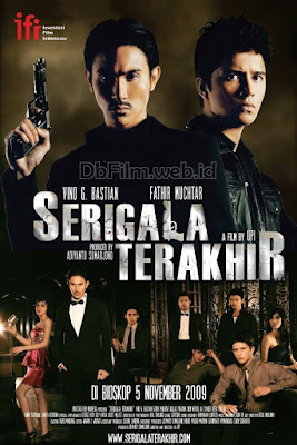 Sinopsis film Serigala Terakhir (2009)