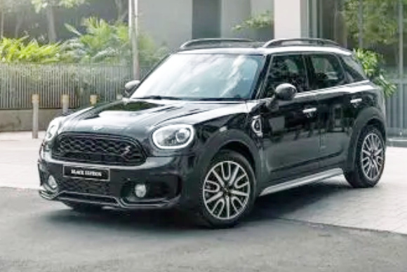 Mini countryman black editions launch in india.