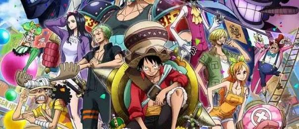 One Piece Movie 14 Stampade Subtitle Indonesia