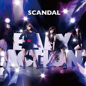 SCANDAL 3rd album