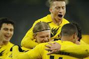 Dortmund Vs Wolfsburg: Sancho Cetak Gol, Die Borussen Menang 2-0