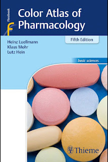 Color Atlas of Pharmacology 5th Edition