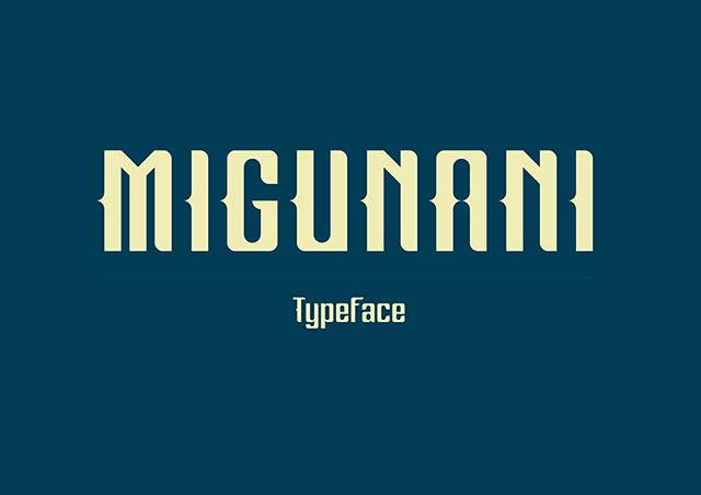 Migunani_Free_Font