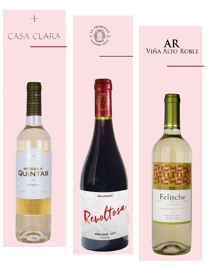 Dias quentes pedem vinhos mais refrescantes