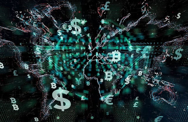 cryptocurrency global project investment bitcoin blockchain fintech