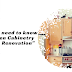 Things you need to know about Kitchen Cabinetry and Kitchen Renovation