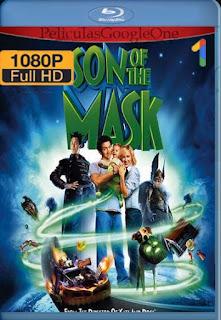 El Hijo de la Máscara (2005)[1080p BRrip] [Latino-Inglés] [Google Drive] chapelHD