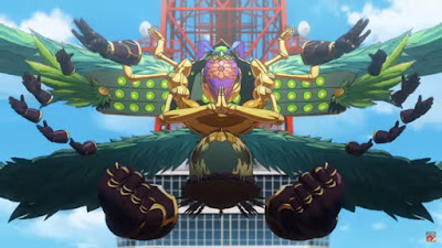 Monster Strike - Stagione 2 episodio numero 14