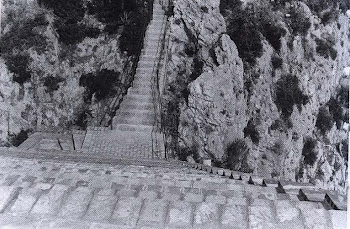 Casa Malaparte in Capri   Adalberto Libera + Curzio Malaparte   Plant + section + video