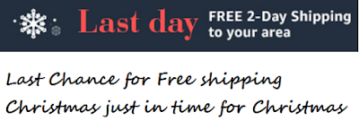Free Shipping Offer Below