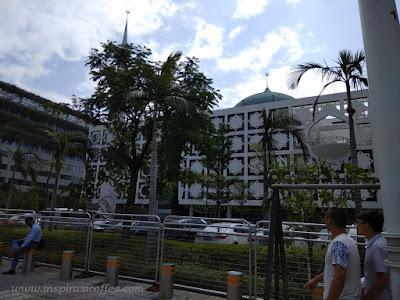 Inilah masjid Shenzhen