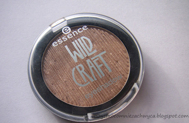 Essence, Wild Craft, Brillant eyeshadow, 01 Rosewood Hood