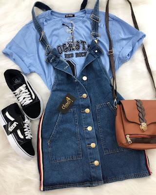 Como crear outfits con prendas casuales